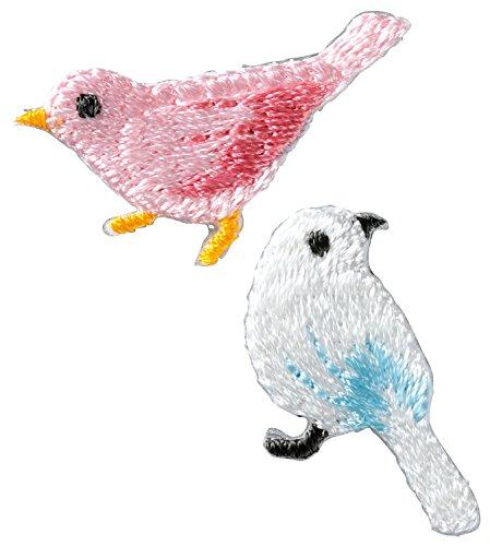 Hamanaka Coucou (cooing) emblem bird H457-890