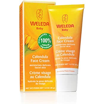 weleda calendula face cream ingredients