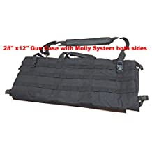 "28"" -38"" Two size Gun case with Shooting Mat, Tax 0"
