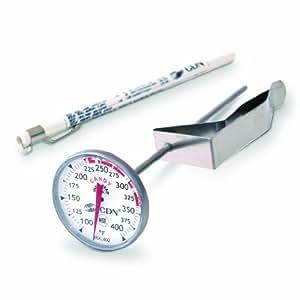 CDN InstaRead Candy & Deep Fryer Thermometer, Garden, Lawn, Maintenance