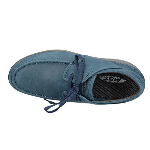 Bleu 6s Sneakers Basses Homme MBT Kheri Xpg6f