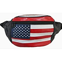 Genuine Leather Fanny Pack, Waist Bag or Belt Bag Great for Travel or Everyday use