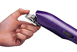 Andis EasyClip Pro-Animal 7-Piece Detachable Blade Clipper Kit, Pet Grooming, MBG-2 (21420)