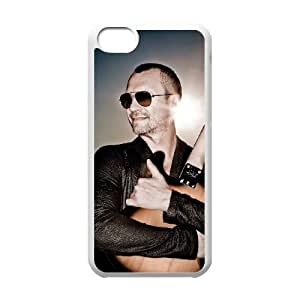 5c caso Biagio Antonacci funda iPhone M1X47S4NE funda P12P5I blanco