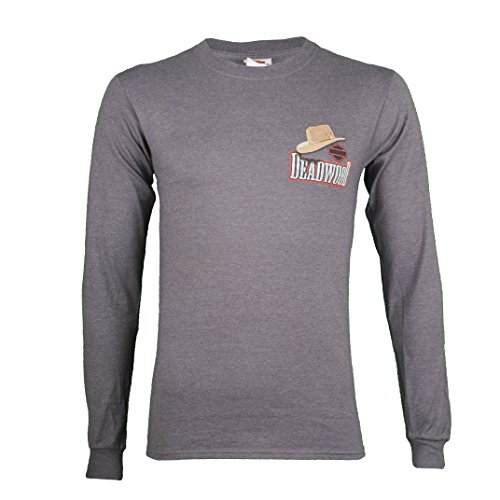 Harley-Davidson Deadwood Men's Old Hat Long Sleeve T-Shirt (2XL)