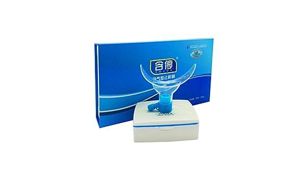 Bluelover Yojok ® Aliento Guía Ronquido Tapón Osa Precaución ...