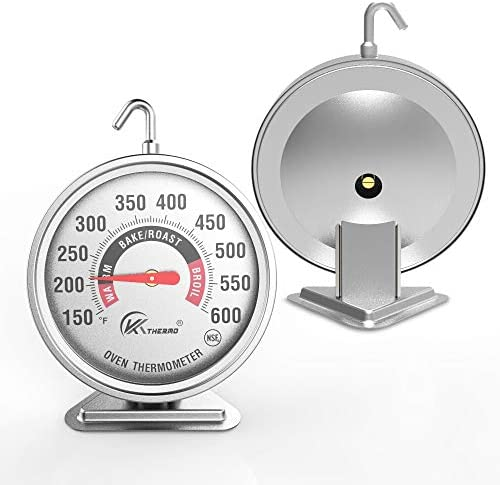Large dial thermometer easy read