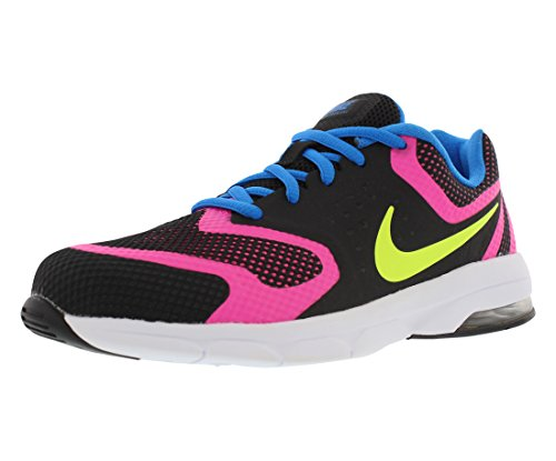 Girls' Preschool Nike Air Max Premier Running Shoes Black 3Y
