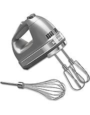 Kitchen Aid KHM7210CU 7-Speed Hand Mixer, Contour Silver