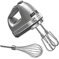 KitchenAid 7-Speed Digital Hand Mixer (Silver)