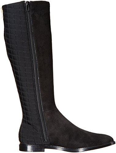Klein Riding Boot Women's Calvin Donnily Black Suede UxqdISwC