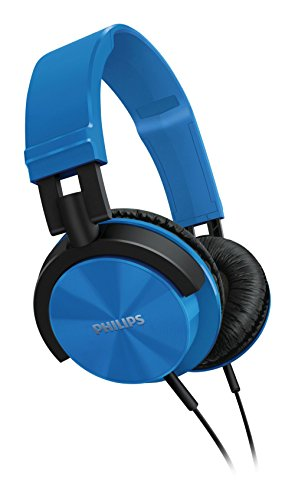 Philips SHL3000BL Headphones