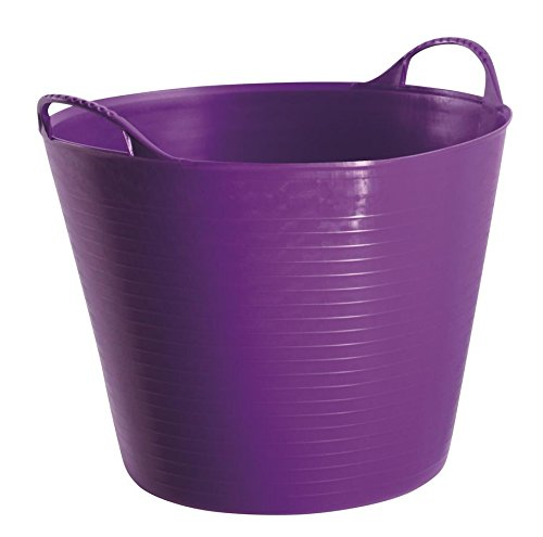 Tubtrugs Small 10 Tub, 3.5 gallon, Purple ()