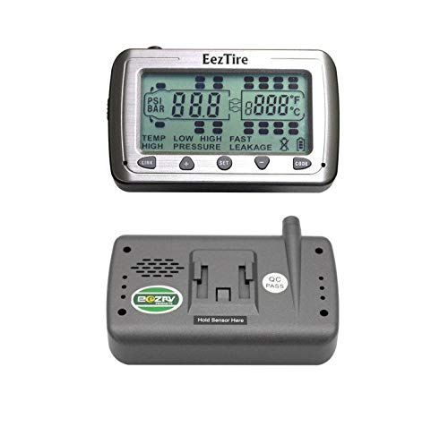 EEZTire by EEZ RV PRODUCTS EEZTire Tire Pressure Monitoring System - 12 Mixed Sensor (TPMS 12MIX) incl. 3-Year Warranty by EEZTire by EEZ RV PRODUCTS (Image #3)