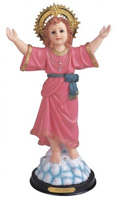 16 Inch Statue Divine Child Divino Niño Estatua Catholic Child Jesus - Child Jesus Statue