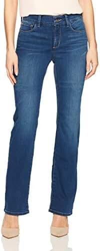 NYDJ Women's Marilyn Straight Jeans in Future Fit Denim
