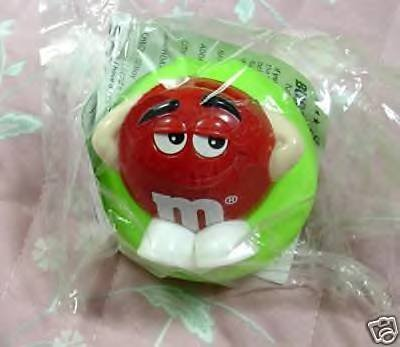 BURGER KING M&M candy dispensers Mini Red by M & M's