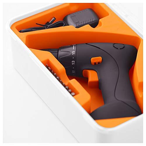 IKEA - FIXA Screwdriver/Drill, Lithium-ion, 7.2 V: Amazon.es: Hogar