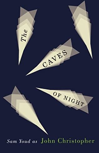 book cover of The Caves of Night