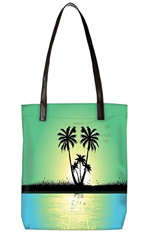 ToteBag LTR Strandtasche mehrfarbig Snoogg BL 3859 mehrfarbig CqRw64T