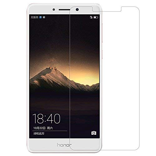 Zivite Premium Ultra Clear Gorilla Tempered Glass Screen Protector for Huawei Honor 6X