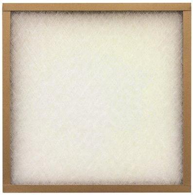 EZ Flow II MERV 4 Economy Fiberglass Air Filter, 16X20X2 In, 12Per Case - 2488649 (Glass Chipboard)