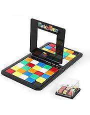 Rubik's Race Magic Block Game Gathering Blocks Party Board Game Children Family Gift