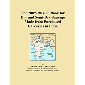 The 2009-2014 Outlook for Dry and Semi-Dry Sausage and Similar Products in Japan Icon Group International