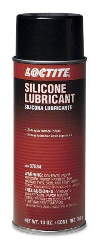 Loctite 503049 Silicone Lubricant Aerosol Can, 13-oz.