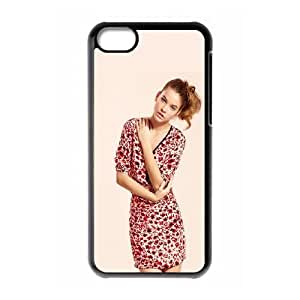 Celebrities Beautiful Barbara Palvin iPhone 5c Cell Phone Case Black Protect your phone BVS_644017