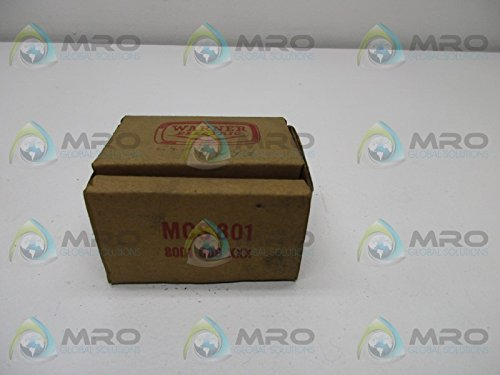 WARNER ELECTRIC MCS-801 POWER SUPPLY *NEW IN A BOX* by Warner Manufacturing (Image #4)