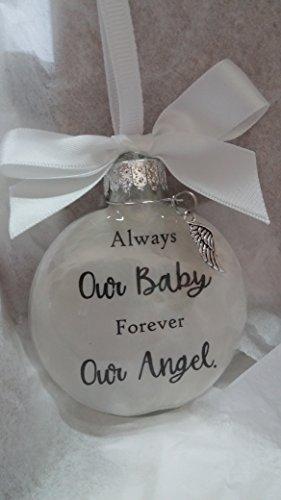 Angel Baby Ornament - 6