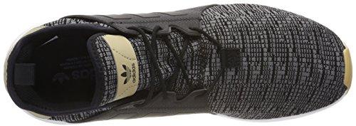adidas PLR EU Fitness Homme Noir de Gum3 Noir Chaussures 000 Negbás X 4gnqrw64