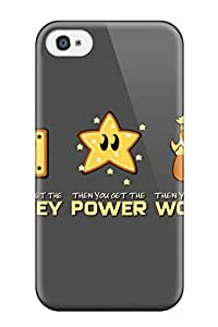 Fashion Case Cover For Iphone 4/4s Quotes Funny Money Desktop