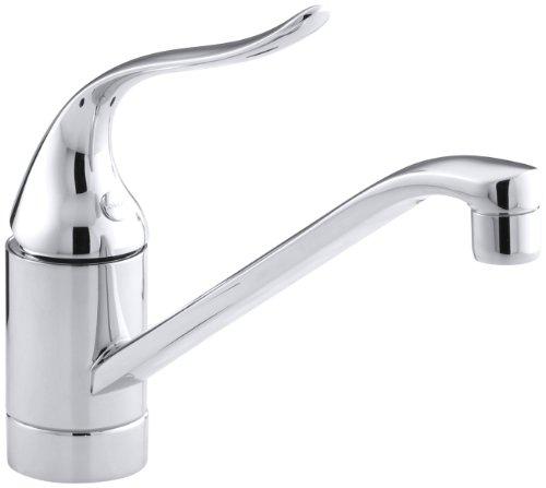 KOHLER 15175-P-CP Coralais(R) Single-Hole Sink 8-1/2