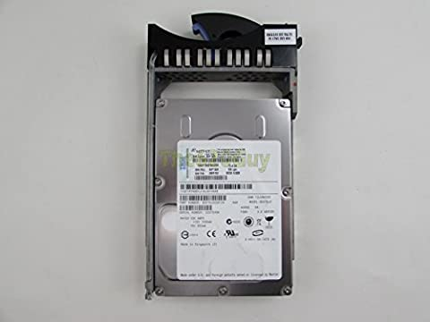 IBM 90P1309 73.4GB 10K RPM SCSI 3.5 Hot-Swap Server Hard Drive W/ Caddy U320-2 - 10k Rpm 8mb U320 Scsi