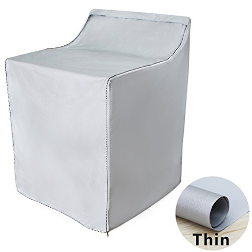 Price comparison product image [Mr.You]Washer/Dryer cover for top-load and front load machine waterproof dustproof Slight Sunscreen Large Size Thin W29D28H40in