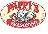 Pappy's Lower Salt Blue Label Choice Seasoning (28 Oz Professional Pack)