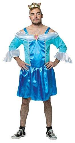 Rasta Imposta My Hairy Princess - Cinderfella Men's Costume ()