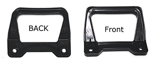 Iii Ski - YAMAHA WAVERUNNER III 3 REAR GRAB BAR HANDLE OEM# FJ0-63771-30-00 JETSKI GRIP 2 PACK