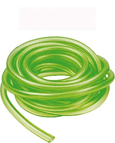 RMS Rotolo tubo benzina/miscelatore 4x2 mm green prezzo al metro Fuel blend hose 4x2mm green meter price