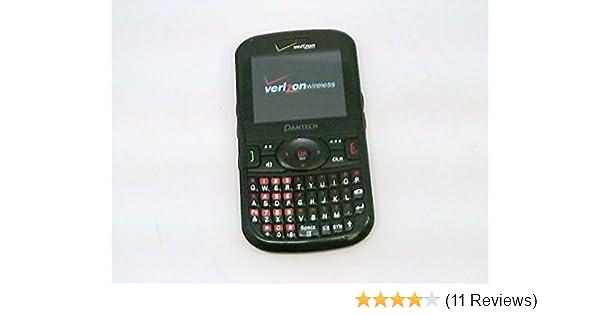 amazon com pantech caper 8035 post paid phone verizon wireless or rh amazon com Pantech Caper Walmart Pantech Caper Battery