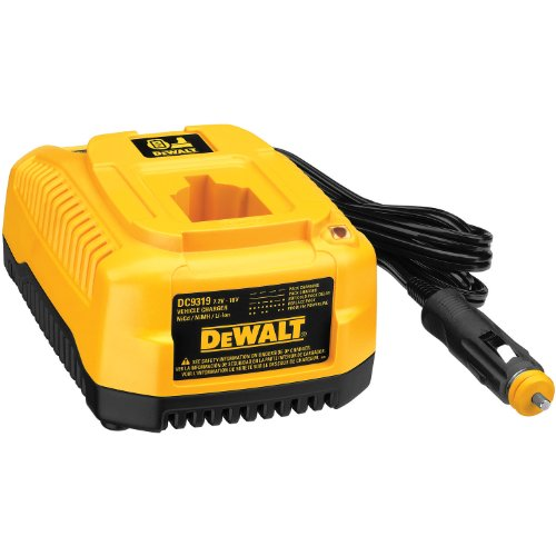 DEWALT DC9319 7.2-to-18-Volt 1-Hour Vehicle Charger by DEWALT