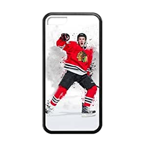 Phone Cases For Girly With Chicago Blackhawks Iphone 5c Shell Case Cover (Laser Technology)