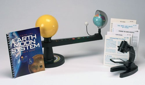 Hubbard Scientific 155 Exploring Earth Moon System Teacher s Guide Lab Sup