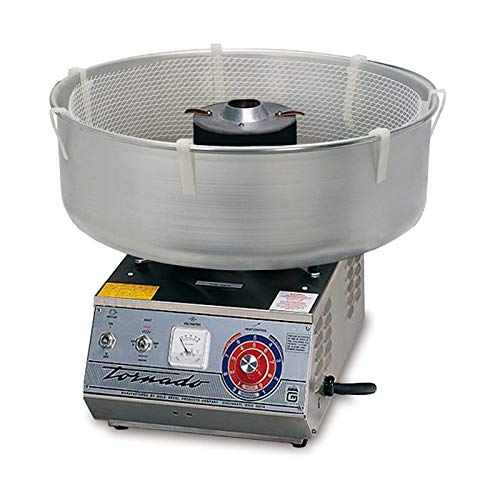 Beach City Wholesalers Stainless Steel Tornado with Aluminum Pan