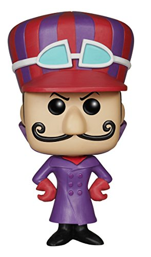 Hanna Barbera Wacky Races - Dick Dastardly