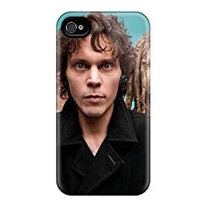 Perfect Cell-phone Hard Covers For Iphone 4/4s With Provide Private Custom HD Battlelore Band Skin RitaSokul