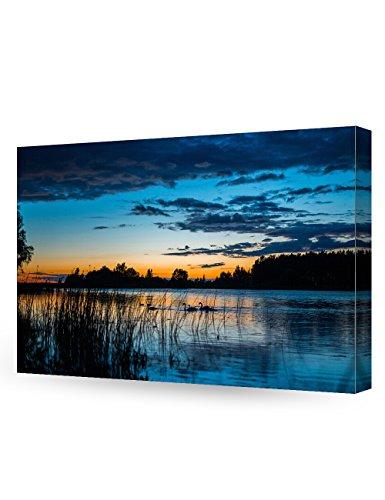 DECORARTS Sunrise landscape Giclee Canvas