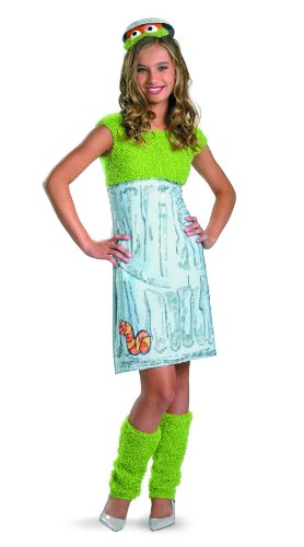 Disguise Sesame Street Costume X Large